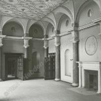 Hazlewood Castle, Entrance Hall - HLS05893