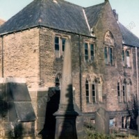 Cornholme United Methodist Church, 1984. - MCR00136