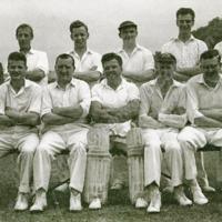 Mytholmroyd Methodist Cricket Club 1961-1st XI