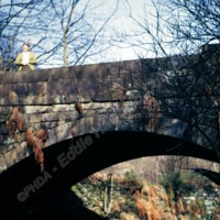 Bridge at top of Mytholm Valley - EEH00195