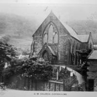 U M Church, Cornholme, Todmorden - TAS00481