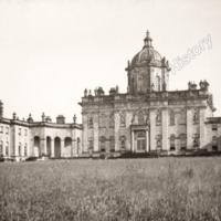 Castle Howard, North Front  - HLS05753