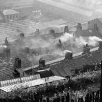 Smoke over Hebden Bridge - RAW00152