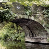 Rochdale Canal at Wood Bottom, Hebden Bridge - CBC00431