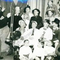 Mytholmroyd Methodist Church, 1948-50 entertainment