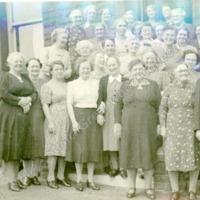 Mytholmroyd Wesleyan Church Women's Hour 1948