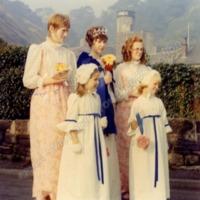 Cornholme Methodist Sunday School Queen, 1971 - MCR00144