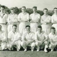 Mytholmroyd Methodist Cricket Club 1961 --1st XI