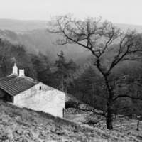 Possibly Overlooking Hardcastle Crags - EWW00158