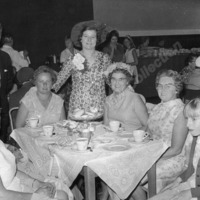 """""""At Home"""" Event in Todmorden Town Hall, August 1969 -  EUS00139"""