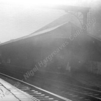 Greetland Station, 29th October 1962. - NGH00111