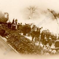 Savile Bowling Club Fire, 6th April 1923 – CHT00123