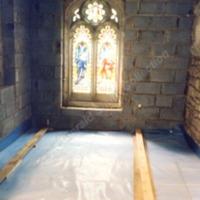 Window of Upper Room - STM00201