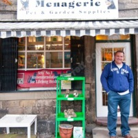 Menagerie Pet Shop, Old Gate, Hebden Bridge, 2013 - MBC00147