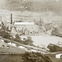 View over Mytholmroyd - HCC00967