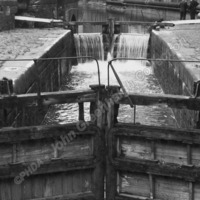 Rochdale Canal from Princess Street, Manchester - JGC00120