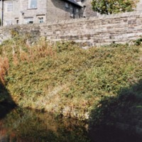 Aspinall Street and the Rochdale Canal, Mytholmroyd - DBC00129