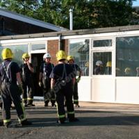 Mytholmroyd fire Station - AGW00308