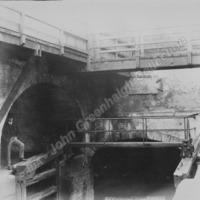 East End of Gaythorn Tunnel, Manchester - JGC00102