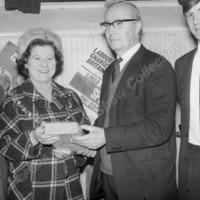 Todmorden Trades and Labour Council, 1970 -  EUS00148