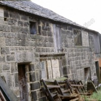 Cottage and Attached Barn, Old Chamber, Hebden Bridge - CBC00437
