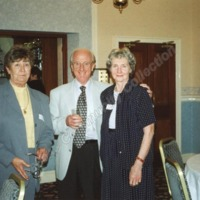 Hebden Bridge Grammar School Reunion - CLA00107