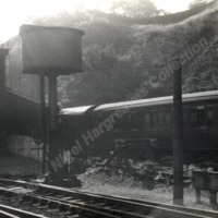 Greetland Station, 29th October 1962. - NGH00109
