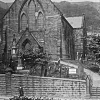 U M Church, Cornholme, Todmorden - TAS00482