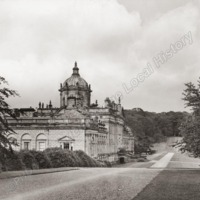 Castle Howard from South West - HLS05748