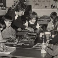 Infants Class, 1963 - CVS00124