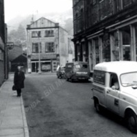 Carlton Street, looking towards Crown Street, Hebden Bridge - BIM00395