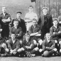 Walsden Football Club, c1905 - TOD00226