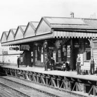 Bailiff Bridge Station - LYR00300