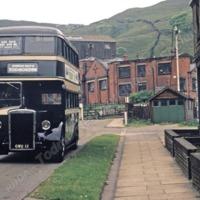Todmorden Bus - TAS00248