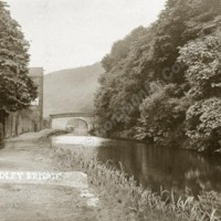 The Rochdale Canal - HCC00965