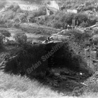 Possibly an Old Mill Dam - BRS00149