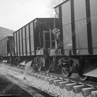 Ballast renewal at Hallroyd tunnel Todmorden - TAS001075