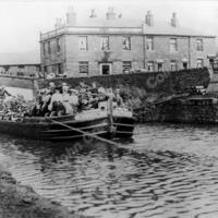 Rochdale Canal at Littleborough - JGC00121