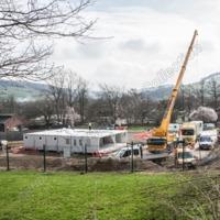 VBA Site, Redacre, Mytholmroyd, 9th April, 2018 - ALV00133