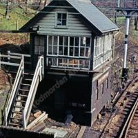 Stansfield Hall Signal Box Todmorden - TAS001055