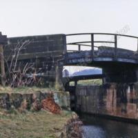 Cromwell Lock & Bridge, Calder & Hebble Navigation - CBC00825