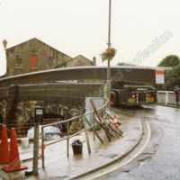 The New Footbridge at Mytholmroyd, 198 - MOS00231
