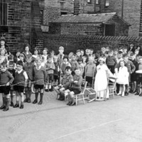 Burnley Road School, 1937 - DBC00121