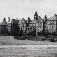 St Luke's Hospital, Halifax - DPC00617