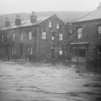 Floods, Mytholmroyd - WAO00292