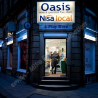 Oasis, Crown Street, Hebden Bridge, 2013 - MBC00139