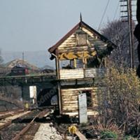Hallroyd  Signal Box Todmorden - TAS001056