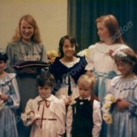 Cornholme Sunday School, 1984 - MCR00139