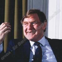 At work in No 10, May 1989 - ING00137