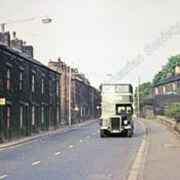 Bus on Castle Hill - TAS00250